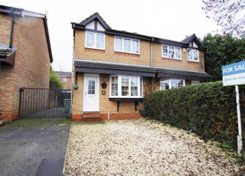 Thumbnail 3 bed semi-detached house for sale in Pingle Grange, Brimington, Chesterfield