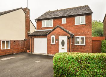 Thumbnail 4 bed detached house for sale in Underwood Close, Callow Hill, Redditch