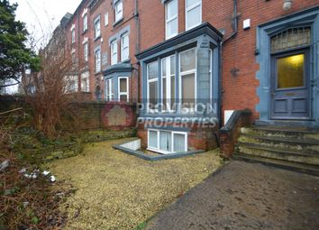 Thumbnail 10 bed terraced house to rent in Woodsley Road, Hyde Park, Leeds