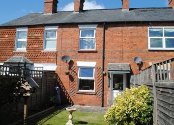 Thumbnail 2 bed terraced house for sale in Shrewsbury Terrace, Buckingham Road, Newbury