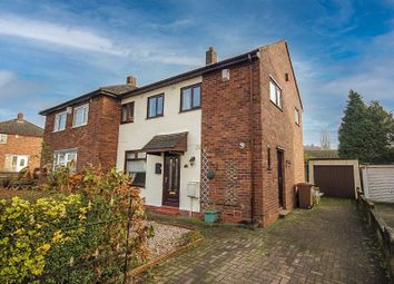 Thumbnail 3 bed semi-detached house for sale in Foxley Lane, Milton, Stoke-On-Trent