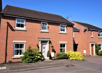 Thumbnail 4 bed link-detached house for sale in The Leascroft, Ravenstone