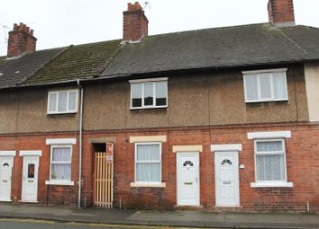 Thumbnail 2 bed terraced house to rent in Park Street, Burton-On-Trent