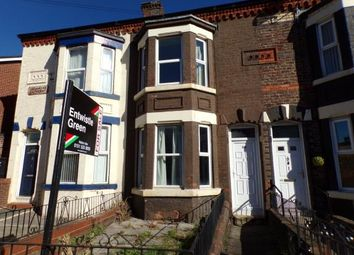 Thumbnail 3 bed terraced house for sale in Delamore Street, Kirkdale, Liverpool, Merseyside