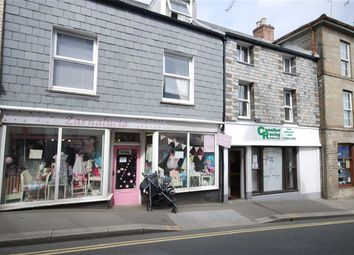 Thumbnail Property for sale in Fore Street, Camelford, Cornwall