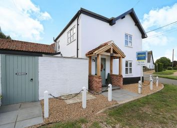 Thumbnail 3 bed end terrace house for sale in Great Ellingham, Attleborough
