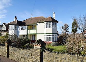 Thumbnail 4 bed semi-detached house for sale in Crowstone Road, Westcliff-On-Sea, Essex
