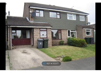Thumbnail 4 bed semi-detached house to rent in Lapwing Vale, Rotherham