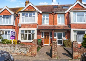 Thumbnail 4 bed terraced house for sale in Clun Road, Littlehampton