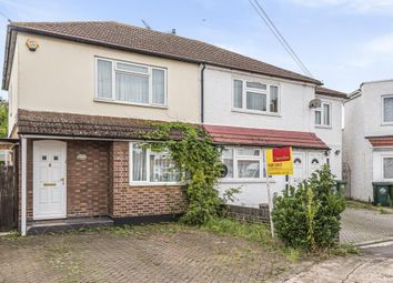 3 bed semi-detached house for sale in Staines-Upon-Thames, Surrey TW19
