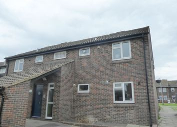 Thumbnail 1 bedroom terraced house to rent in Lucerne Drive, Seasalter, Whitstable