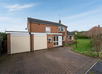 Thumbnail 4 bed detached house for sale in Laidon Avenue, Crewe, Cheshire