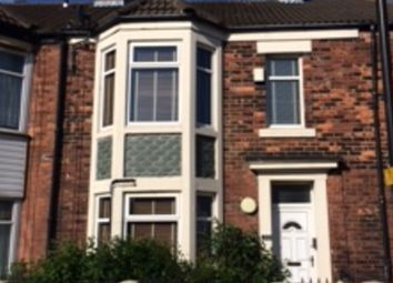 Thumbnail 2 bed terraced house to rent in Station Road, Wallsend