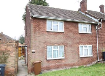 Thumbnail 1 bed maisonette to rent in Blackthorn Road, Stapenhill, Burton-On-Trent