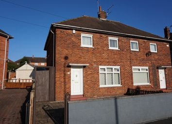Thumbnail 2 bed semi-detached house for sale in Wellfield Road, Bentilee, Stoke-On-Trent