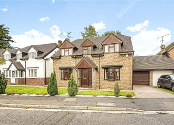 Thumbnail 4 bed link-detached house for sale in Holm Grove, Hillingdon, Middlesex