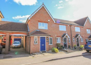 Thumbnail 2 bed end terrace house for sale in Malkin Drive, Church Langley, Harlow