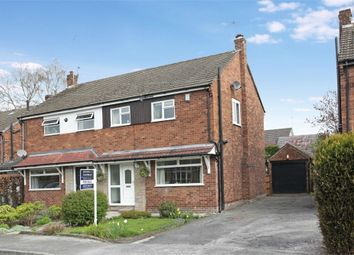 Thumbnail 3 bed semi-detached house for sale in Alderdale Grove, Wilmslow, Cheshire