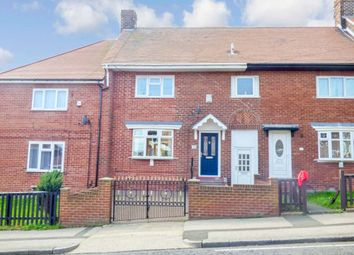 Thumbnail 3 bed terraced house for sale in Tudor Grove, Sunderland