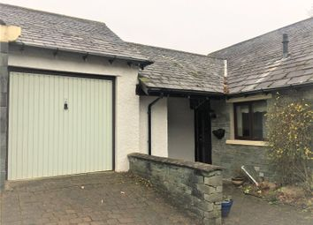 Thumbnail 2 bed bungalow for sale in 11 Chestnut Park, Keswick, Cumbria