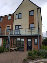 Thumbnail 4 bed town house to rent in Prendwick Avenue, Gosforth