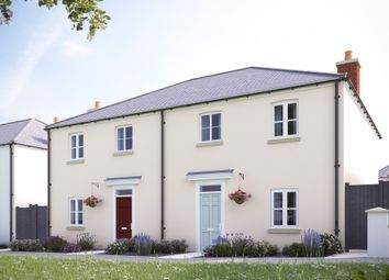 Thumbnail 3 bed semi-detached house for sale in Oaklands Avenue, Chard, Somerset