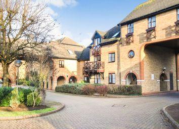 Thumbnail 1 bed flat for sale in Lawrence Moorings Sheering Mill Lane, Sawbridgeworth