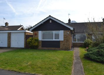 Thumbnail 2 bed semi-detached bungalow to rent in Willow Way, Chiswell Green, St. Albans