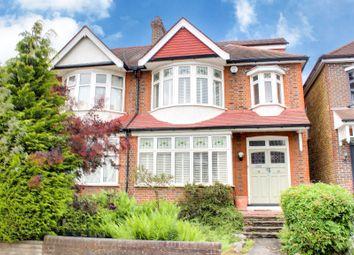 Thumbnail 4 bedroom semi-detached house for sale in Cheyne Walk, Grange Park