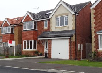 Thumbnail 5 bedroom detached house for sale in St. Cuthberts Meadow, Sacriston, Durham