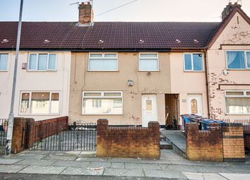 Thumbnail 3 bedroom property for sale in Layford Road, Huyton, Liverpool