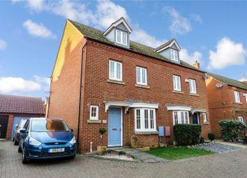 4 bed semi-detached house for sale in Ibbett Lane, Potton, Sandy, Bedfordshire SG19