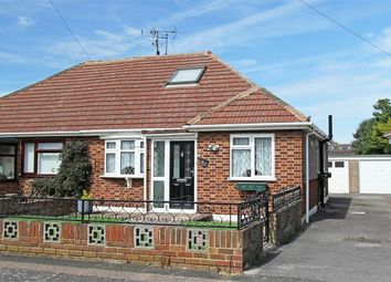 Thumbnail 2 bedroom semi-detached bungalow for sale in Bourne Grove, Sittingbourne, Kent