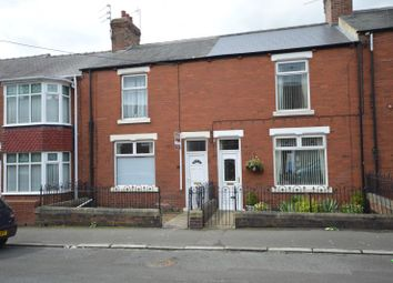 Thumbnail 2 bed terraced house to rent in Prospect Terrace, Willington, Crook, County Durham