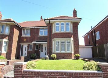 Thumbnail 3 bedroom property for sale in Holmfield Road, Blackpool