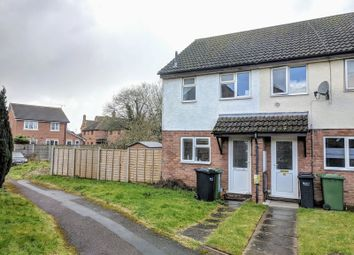Thumbnail 2 bed terraced house for sale in Withybrook Close, Hereford