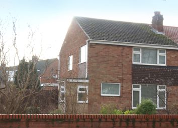 Thumbnail 3 bed semi-detached house for sale in Monks Drive, Formby, Liverpool