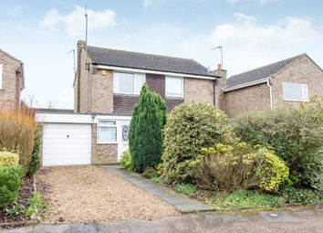 Thumbnail 3 bed detached house for sale in Tithe Close, Ringstead, Kettering