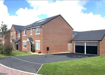 Thumbnail 4 bed property for sale in Darwin Drive, Leyland