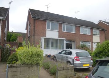 Thumbnail 3 bed semi-detached house for sale in Whittaker Road, Rainworth, Mansfield