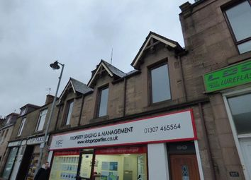Thumbnail 1 bed flat to rent in East High Street, Forfar
