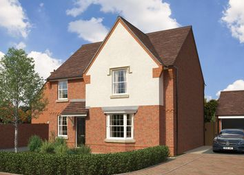 Thumbnail 4 bed detached house for sale in Doseley Park, Dosley, Telford