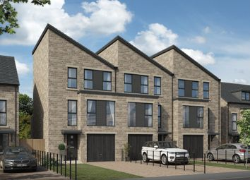 Thumbnail 3 bed mews house for sale in Swanside, Dock Lane, Shipley