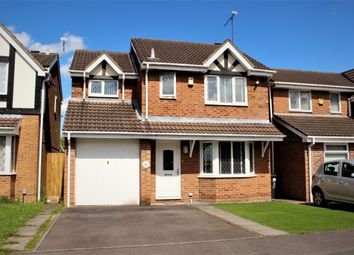 Thumbnail 3 bedroom detached house for sale in Farriers Close, Swindon