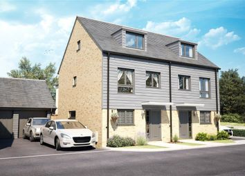 Thumbnail 3 bed semi-detached house for sale in South Hill Road, Callington, Cornwall