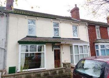 Thumbnail 3 bed terraced house for sale in Burton Road, Lincoln