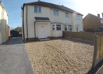 Thumbnail 3 bed semi-detached house to rent in Kendrick Road, Bilston, Wolverhampton