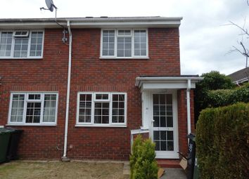 Thumbnail 2 bed terraced house for sale in Delaporte Close, Epsom