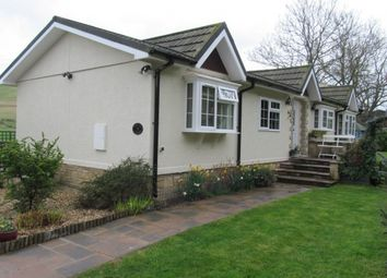 Thumbnail 2 bed mobile/park home for sale in Bridgend Park (Ref 4979), Wooler, Northumbria
