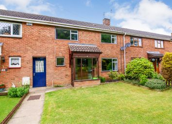 Thumbnail 3 bed terraced house for sale in Greenwood Close, Long Lawford, Rugby